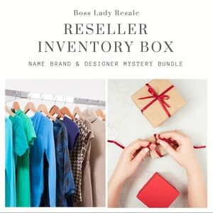 Shoes - Reseller Inventory Mystery Box - Price Firm
